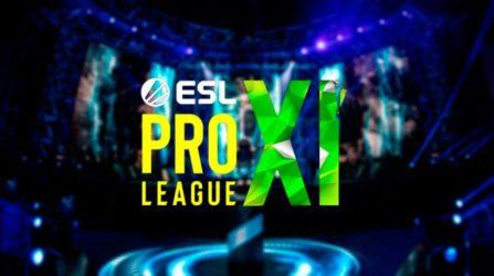 CSGO ESL Pro League Week 1 Schedule
