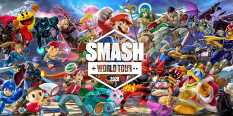 The first Super Smash Bros. World Tour to be held in 2020