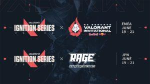 Valorant Ignition Series week 1