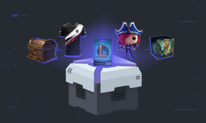 Midnite launches League Of Legends Loot Crate Giveaway
