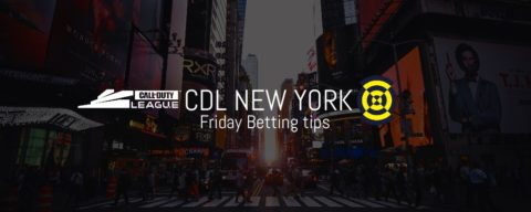 Call of Duty League New York - Day 1 Preview