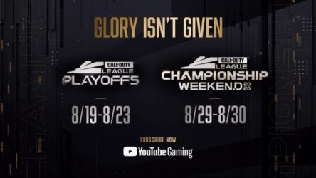 Call of Duty League Championship Matchups Revealed