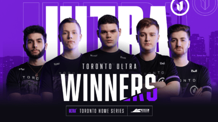 Toronto Ultra Win the Last Event of the Season at CDL Toronto