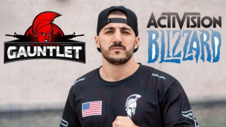 Activision Blizzard Partners With NICKMERCS' MFAM Gauntlet