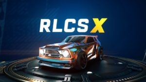 RLCS X Main Art