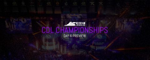 Call of Duty League Championships - Day 6 Preview