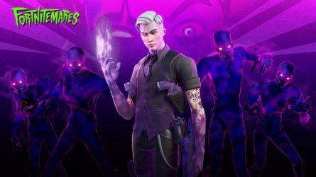 Fortnite: Rejoin Match as a Ghost After Dying in Fortnitemares 2020