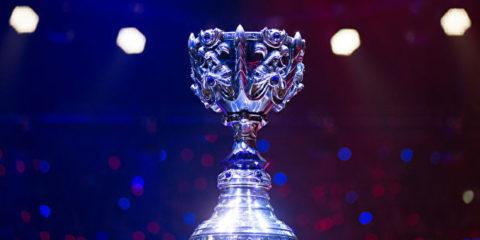 League of Legends World Championship Update