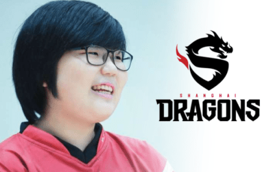 Shanghai Dragon Releases Overwatch League's Only Female Pro Geguri After Three Seasons