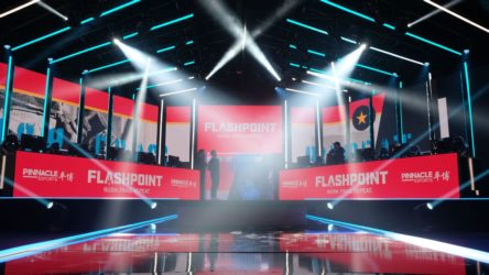 Flashpoint Returns in Season 2 with $1 Million Prize Pool