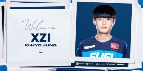 "Overwatch: Dallas Fuel Signs Ki-hyo ""Xzi"" Hung Ahead of the 2021 Season"
