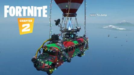 2020 Fortnite Winterfest: 14 Days of Incredible Fortnite Gaming