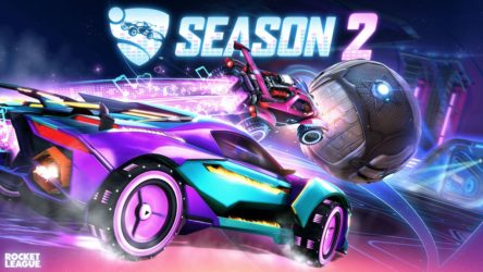 Rocket League Season 2 Release and Other Details