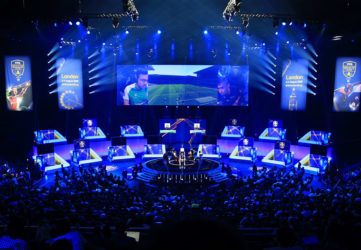 A New Year and a New Round of Esports Matches