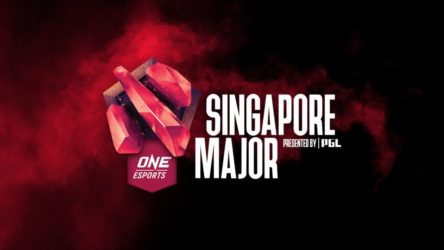 DOTA 2 Singapore Major for 2021 Will Show How Offline Esports works Post-COVID