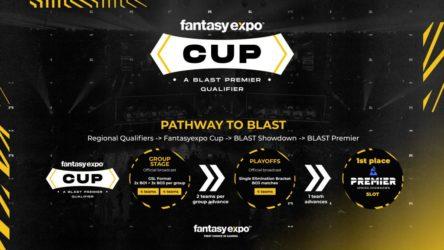 Fantasyexpo Unveils Details for BLAST Premier Spring Showdown Qualifier