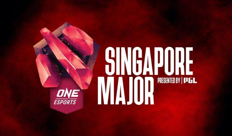 Odds to win Dota 2: Singapore Major 2021