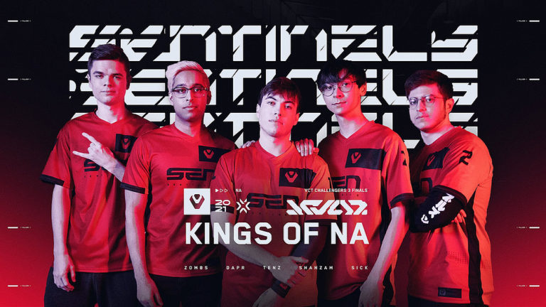 Sentinels Win NA VCT Stage 3 Challengers Playoffs
