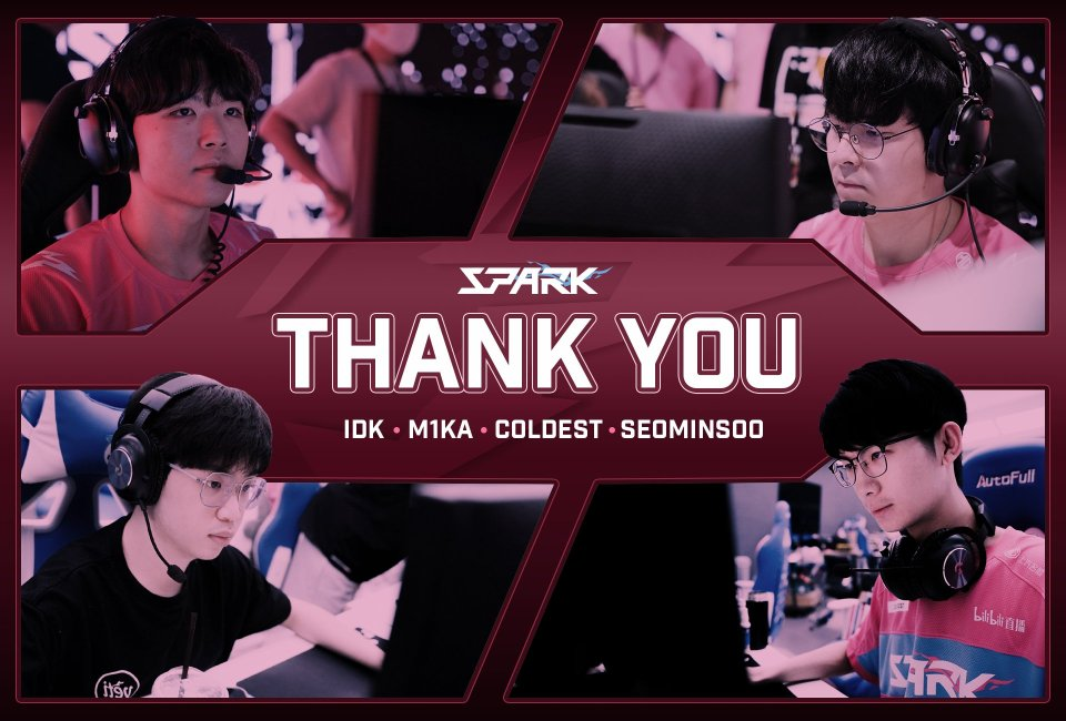 Hangzhou Spark Part Ways With Four Players