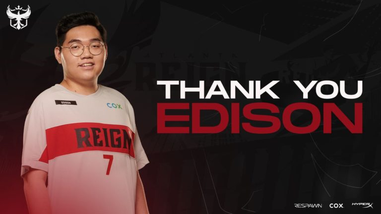 Atlanta Reign Part Ways With lr1s and Edison