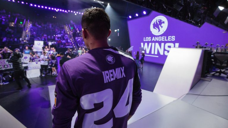 Los Angeles Gladiators Announce More Roster Changes